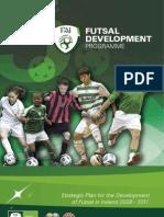 Irish Futsal Plan