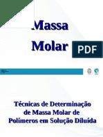 Massa Molar