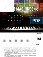 NI Kontakt Retro Machines MK2 Manual English