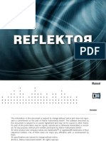 NI Guitar Rig Reflektor Manual English