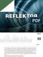 NI Guitar Rig Reflektor Manual English