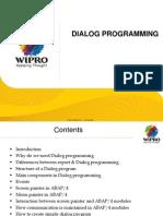 Dialog Programming (1)