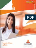 Cead-20132-Ciencias Contabeis-pa - Ciencias Contabeis - Auditoria - Nr (Dmi859)-Caderno de Atividades Impressao-cco8 Auditoria