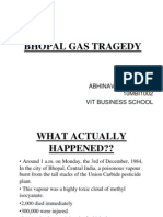Bhopal Gas Tragedy(1-5)