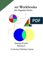 Organizer Teacher Forms v1