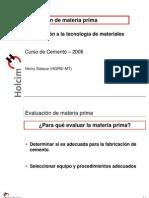 01 Introducción a la Tecnología de Materiales 2006