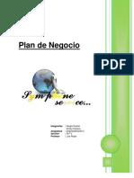 Plan de Negocio_Emprendimiento II