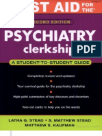 First Aid Psych