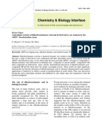 Antioxidant Activity of Dihydroxyfumaric Acid and its Derivatives