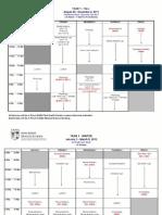 Academic Schedule2