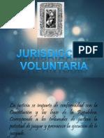 Jurisdicción Voluntaria