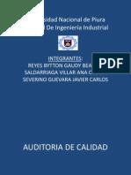 Auditoria de Calidad-presentacion