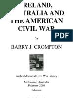 Ireland, Australia and the American Civil War