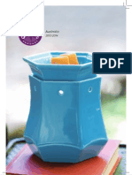 Spring/Summer 2013 Scentsy Australia Catalogue