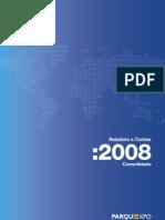 Relatorio e Contas_Consolidado 2008