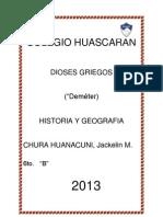 COLEGIO HUASCARAN