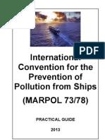 MARPOL Practical Guide 2013