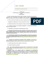 CF TITULO VIII CP3 DA EDUCAÇAO