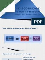 Balanced ScoreCard - Libro Mapas Estrategicos