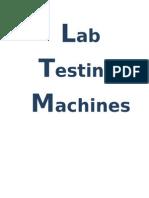 Lab Testing Logos