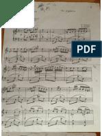 Tofiq Quliyev -  Sənə də qalmaz ( piano notları )