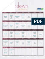 10lb Slimdown Plan