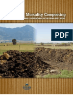 Livestock Mortality Composting for Large and Small Operations in the Semi-Arid West