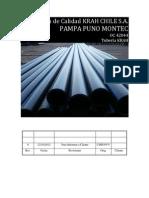 Plan Calidad Liner Pampa Montec Rev. 0