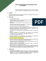 Propuesta Manual Supervision Concesiones Ecoturismo