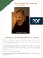 La Santa Misa explicada por San Pío de Pietrelcina