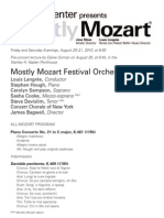 Louis Langree, Stephen Hough, Mostly Mozart