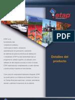 ETAP Overview Spanish