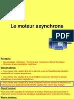 Le Moteur Asynchrone