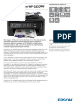 Epson-WorkForce-WF-2530WF-Información de producto