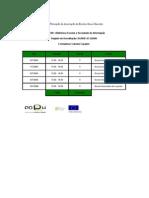 Calendarização 2009 - PND