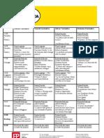 Programma del Festival della Politica 2013