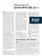 Delphi - Getting Started With SQL - Part 1