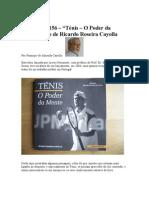 Crónica Nº 156-Ténis (2)