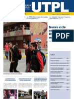 Informativo Marzo 2013