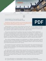 Oxford Nation Press Release
