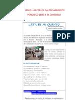 Periodico Sede b El Consuelo Abril 2013