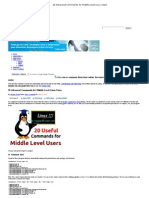 20 Advanced Commands for Middle Level Linux Users.pdf