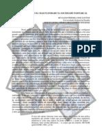 DESCONSTRUÇÃO DA MASCULINIDADE NA SOCIEDADE PATRIARCAL
