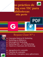 Marketing con TIC-Teoría Clase Nº 2- Marketing