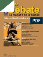 AFICHE programación marzo Lunes de Debate