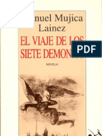 Mujica Lainez - El Viaje de Los Siete Demonios