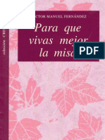 Fermandez, Victor Manuel - Para Que Vivas La Misa Mejor