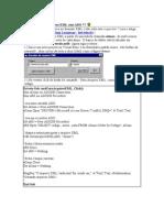 Querendo Gerar Arquivos XML Com ADO