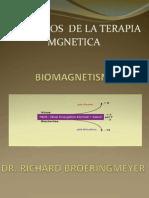 Principios de La Terapia Magnetica