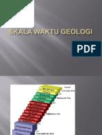 Skala Waktu Geologi 12 Okt 2012